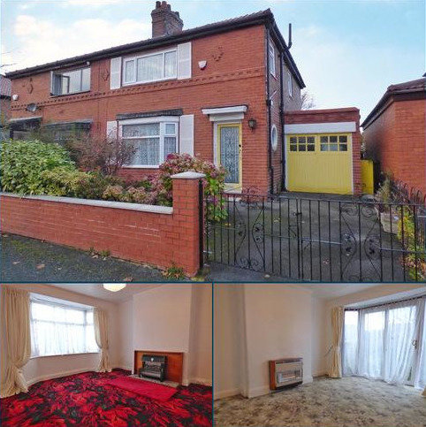 3 bedroom semi-detached house for sale - Tyndall Avenue, Moston, Manchester, M40