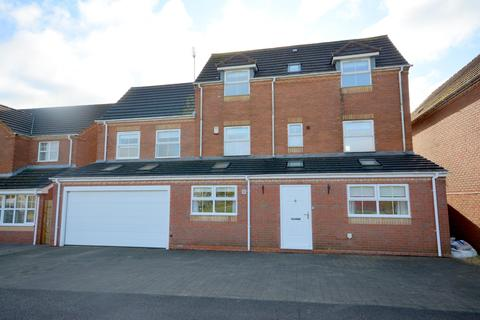 5 bedroom detached house for sale - Bloomery Way, Clay Cross, Chesterfield, S45 9FD