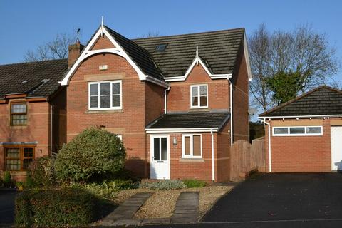 5 bedroom detached house for sale - Cwrt Yr Eos, Margam, Port Talbot, Neath Port Talbot. SA13 2UQ