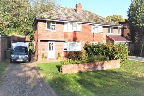 3 bedroom semi-detached house for sale - ST JOHNS/WOKING