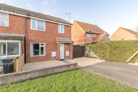 3 bedroom end of terrace house for sale - Andersey Way, ABINGDON, Oxfordshire, OX14