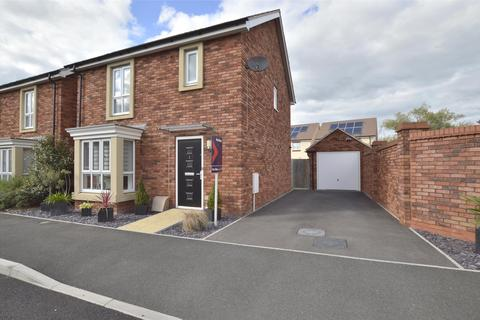 3 bedroom detached house for sale - Feddon Close, Stoke Orchard, Cheltenham, Glos, GL52