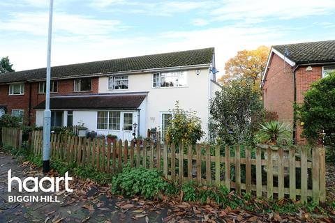 4 bedroom end of terrace house for sale - Everglade, Biggin Hill