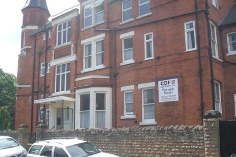 Studio to rent - Warwick Towers, Mansfield Road, Nottingham, NG5