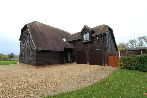 5 bedroom detached house to rent - High Street, Hinxworth, Hertfordshire, SG7 5HJ