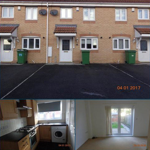 2 bedroom townhouse to rent - BEVAN CLOSE, STOCKTON ON TEES TS19
