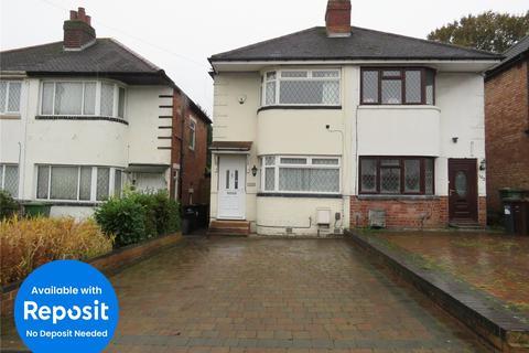 2 bedroom semi-detached house to rent - Castle Lane, Solihull, West Midlands, B92