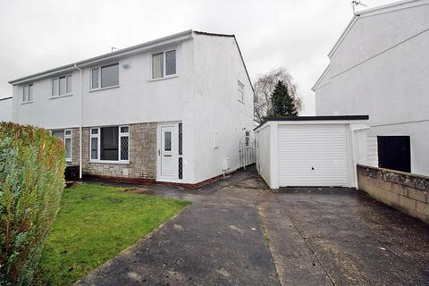 3 bedroom semi-detached house for sale - Heol Dewi, Brynna, Pontyclun, Rhondda, Cynon, Taff. CF72 9SQ
