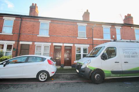 2 bedroom terraced house to rent -  Cameron Road,  Derby, DE23