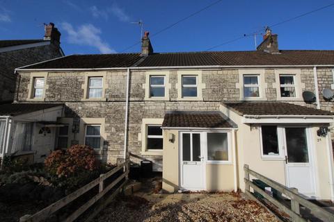 2 bedroom terraced house to rent - Wells Road, Radstock