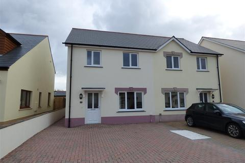 3 bedroom semi-detached house for sale - Dingle Close, Crundale, Haverfordwest