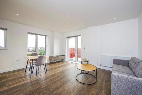 1 bedroom apartment to rent - Mondrian House, Cezanne Road, London W3