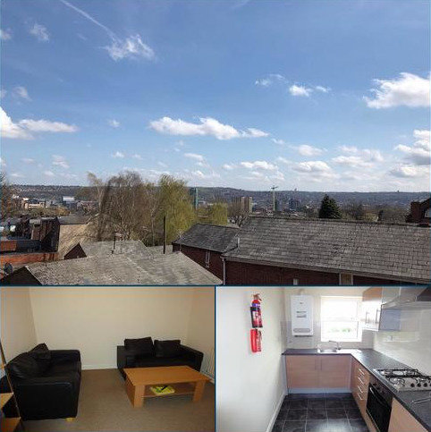 3 bedroom flat to rent - Glossop Road, Sheffield S10