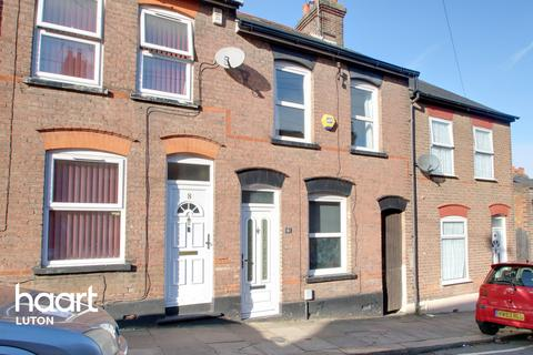 2 bedroom terraced house for sale - Tennyson Road, Luton