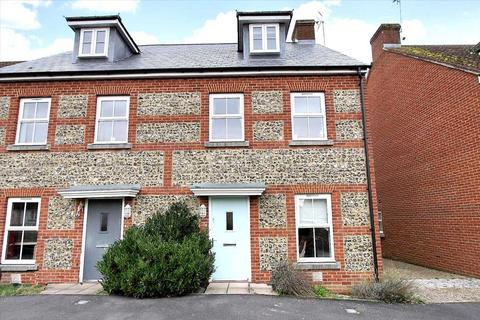 3 bedroom end of terrace house for sale - Riverbourne Road, Collingbourne Ducis, Marlborough