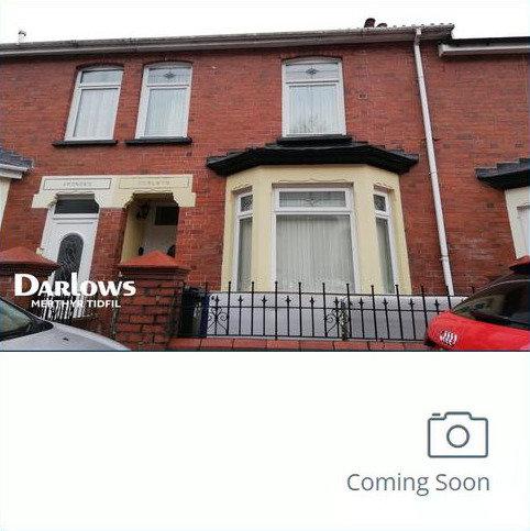 3 bedroom terraced house for sale - Moy Road, Merthyr Tydfil