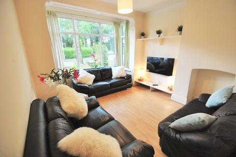 10 bedroom semi-detached house to rent - Birchfields Road, 10 Bed, Fallowfield, Manchester