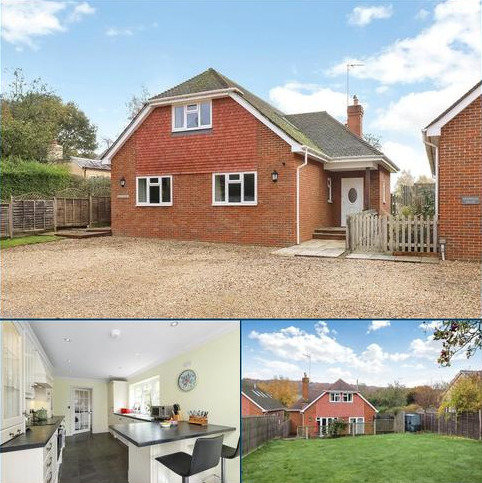 3 bedroom detached house for sale - Winchester Road, Ropley, Alresford, Hampshire, SO24
