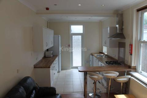 5 bedroom terraced house - Mackintosh Place, Roath, CF24 4RQ