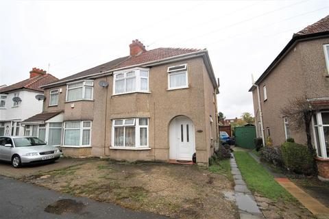 3 bedroom semi-detached house for sale - North Hyde Road, Hayes, Middlesex, UB3 4NQ