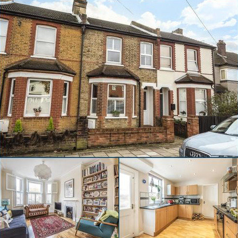 3 bedroom terraced house for sale - Lower Gravel Road, Bromley