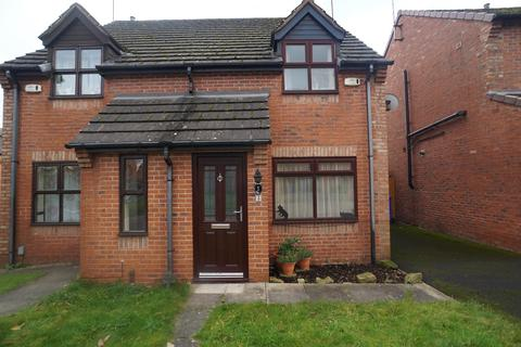 2 bedroom semi-detached house to rent - Midvale Close, Sheffield, S6 3HL