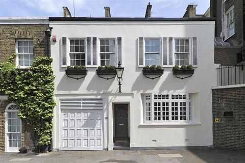 2 bedroom mews to rent - Eaton Terrace Mews, SW1W