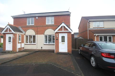2 bedroom semi-detached house for sale - Holyfields, West Allotment, NE27 0EX