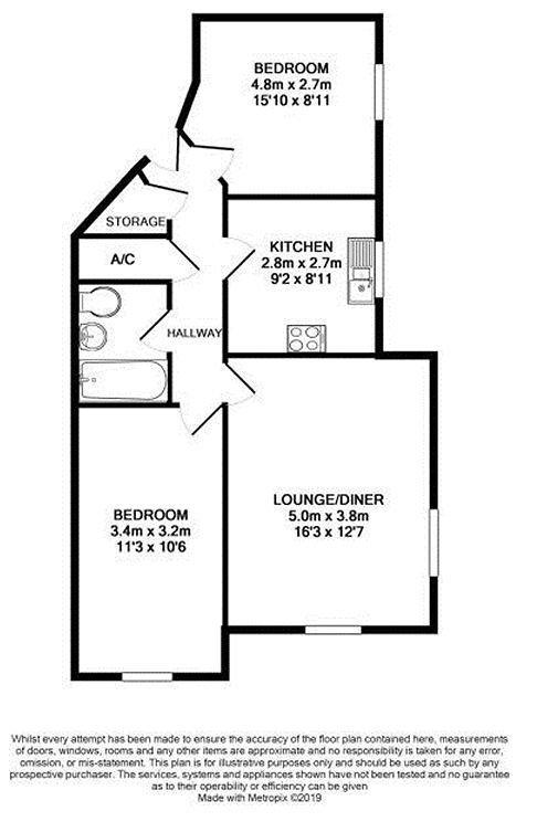 Floorplan: Picture 7