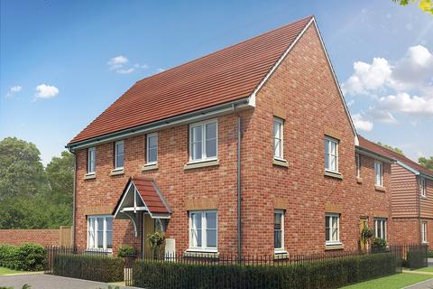3 bedroom end of terrace house for sale - Plot 1, The Clayton Corner at Parklands, Maidstone Studios, New Cut Road ME14