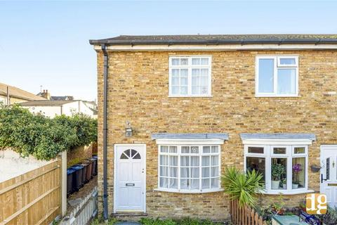 2 bedroom end of terrace house for sale - Robinson Road, Colliers Wood