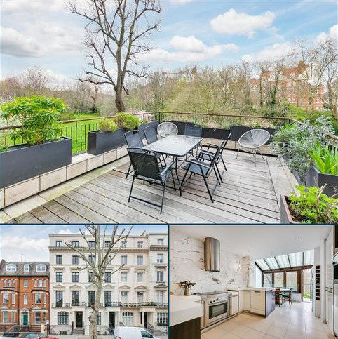 3 bedroom flat to rent - Sutherland Avenue, Little Venice, London