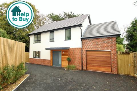 4 bedroom detached house for sale - Gorse Hill Road, Oakdale, POOLE, Dorset
