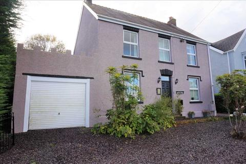 3 bedroom detached house for sale - Llannon Road, Pontyberem, LLANELLI