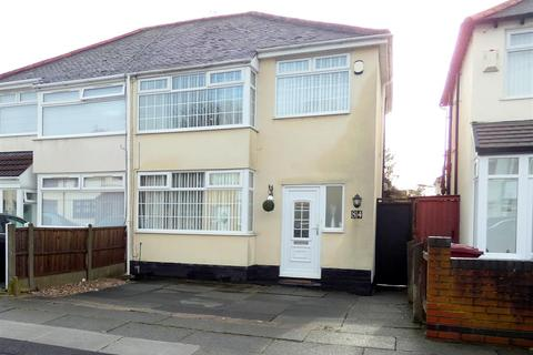 3 bedroom semi-detached house for sale - Jeffereys Crescent, Huyton, Liverpool