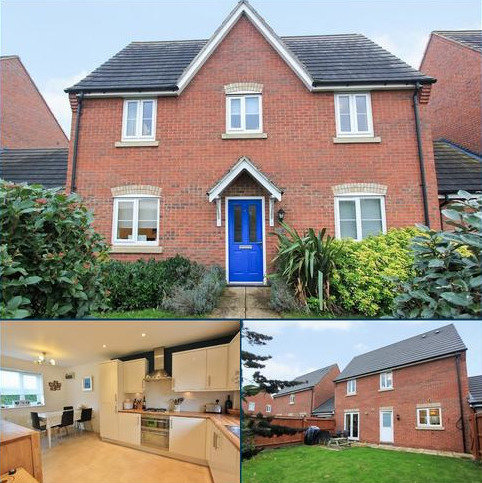 3 bedroom link detached house for sale - Mitchcroft Road, Longstanton