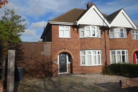 3 bedroom semi-detached house for sale - Glenfield Road Leicester LE3