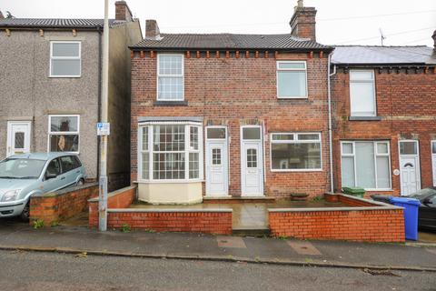 2 bedroom end of terrace house for sale - Foljambe Road, Chesterfield