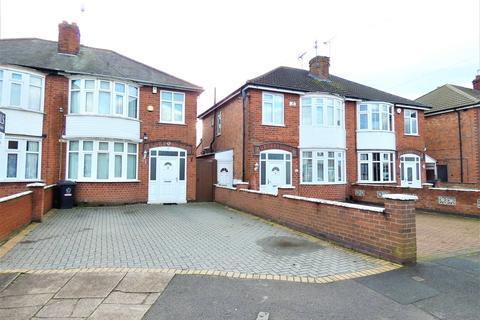 3 bedroom semi-detached house for sale - Gayton Avenue, Belgrave, Leicester