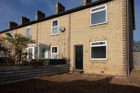2 bedroom end of terrace house to rent - New Road, Sawston