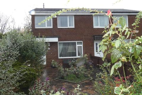 3 bedroom end of terrace house for sale - Barrowburn Place, Seghill