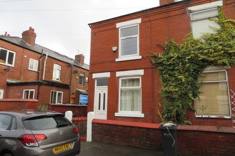 2 bedroom end of terrace house to rent - Melton Street, Reddish, SK5 7QN