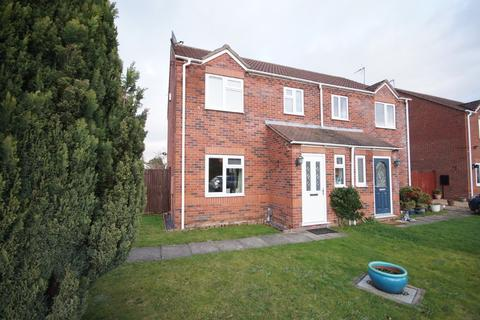 3 bedroom semi-detached house for sale - Mendip Avenue, North Hykeham