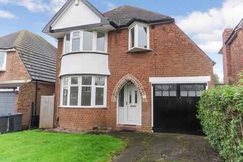 3 bedroom detached house for sale - Hemlingford Road, Walmley, Sutton Coldfield