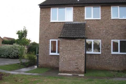 1 bedroom semi-detached house to rent - Burgess Close, Kempston
