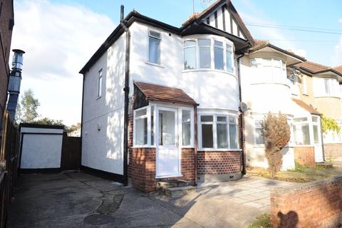 3 bedroom end of terrace house to rent - Chelston Approach, Ruislip