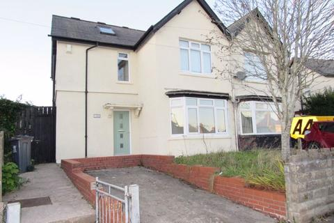 4 bedroom semi-detached house to rent - Archer Road, CF5