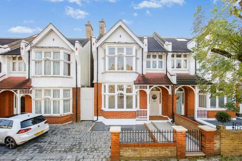 5 bedroom terraced house to rent - Eatonville Road, Wandsworth, London, London, SW17 7SL