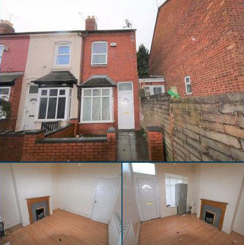2 bedroom terraced house for sale - Wattville Avenue, Birmingham