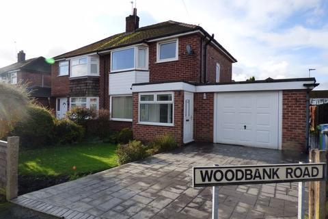 3 bedroom semi-detached house for sale - Woodbank Road, Warrington